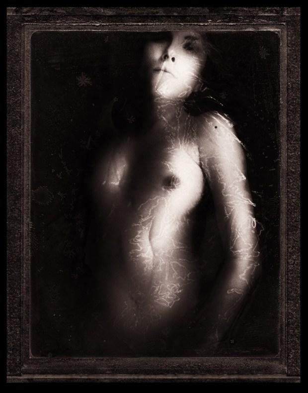 Darkness Nude Artistic Nude Photo by Photographer RayRapkerg