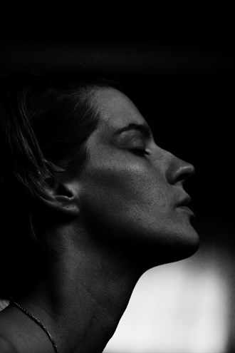 Darkness Too Expressive Portrait Photo by Photographer Jackkeg
