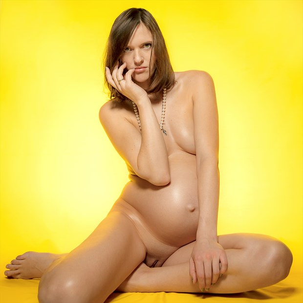 Daughter inside Artistic Nude Photo by Photographer M. Photography