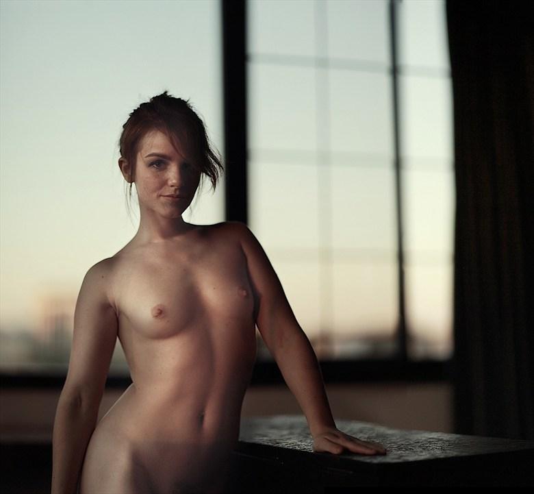David Chon Artistic Nude Photo by Model Nathalia Rhodes
