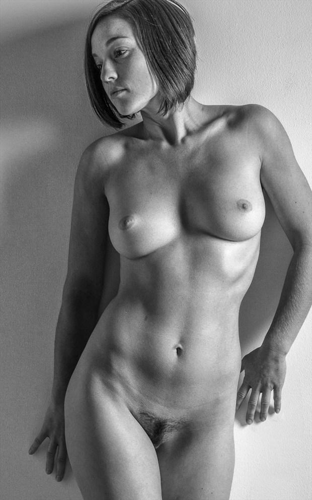 Davina Rose Two Artistic Nude Photo by Photographer rick jolson