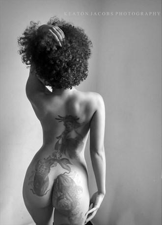 Davita Artistic Nude Photo by Photographer Keaton Jacobs