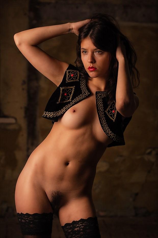 Dawn Artistic Nude Photo by Photographer CJ Photo