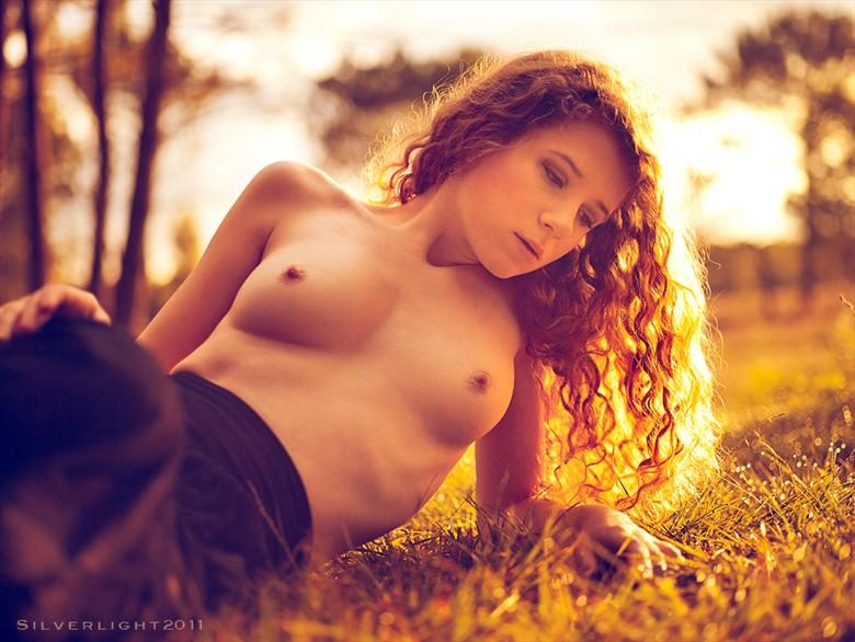 Dawn by Wayne Lawes Artistic Nude Photo by Model Jen Somerfield