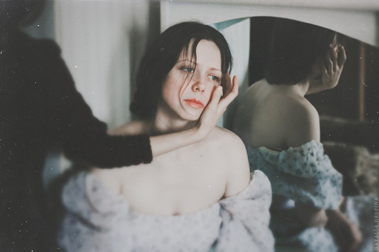 Day of Farewell Natural Light Photo by Photographer Natalia Drepina
