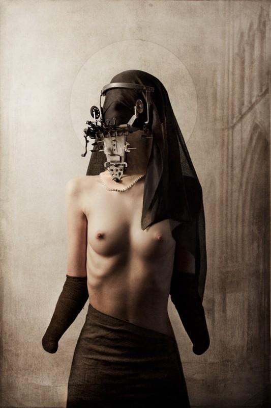 De carcere corporis Horror Artwork by Artist Nihil