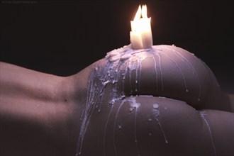 Deep Digital Photography  Artistic Nude Photo by Model Ashley Love