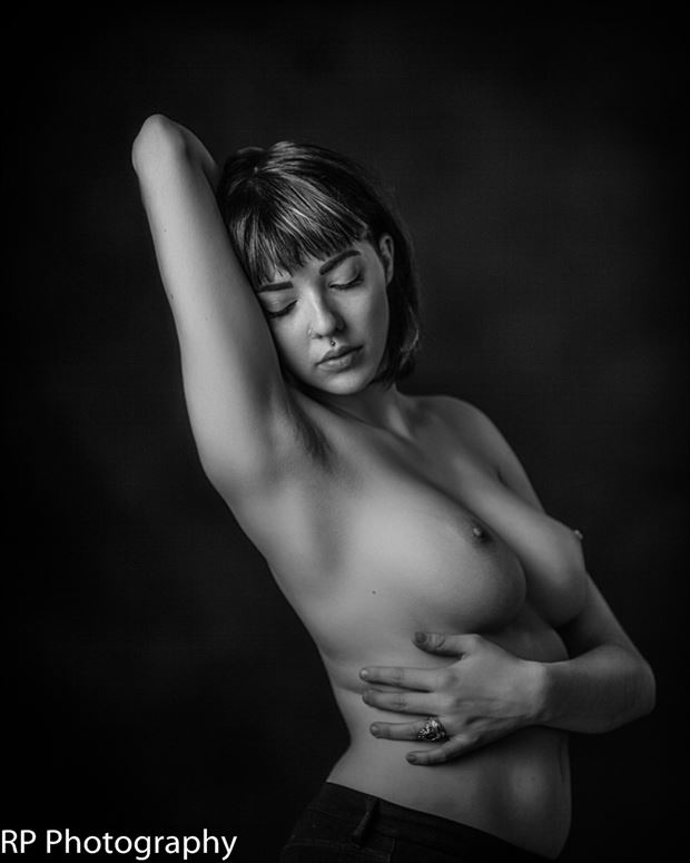 Deep In Thought Artistic Nude Photo by Photographer PhotoRP
