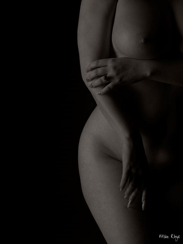 Deep Spirits Artistic Nude Photo by Photographer Mike Rhys