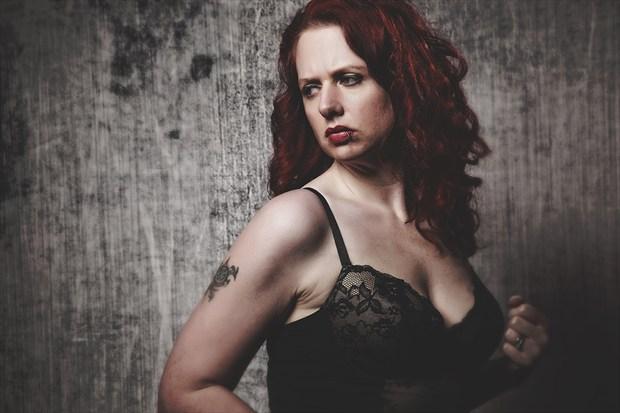 Defensive Alternative Model Photo by Model  Pinklilith