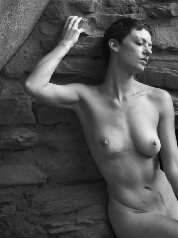 Defiance House 1 Artistic Nude Artwork by Photographer A. S. White