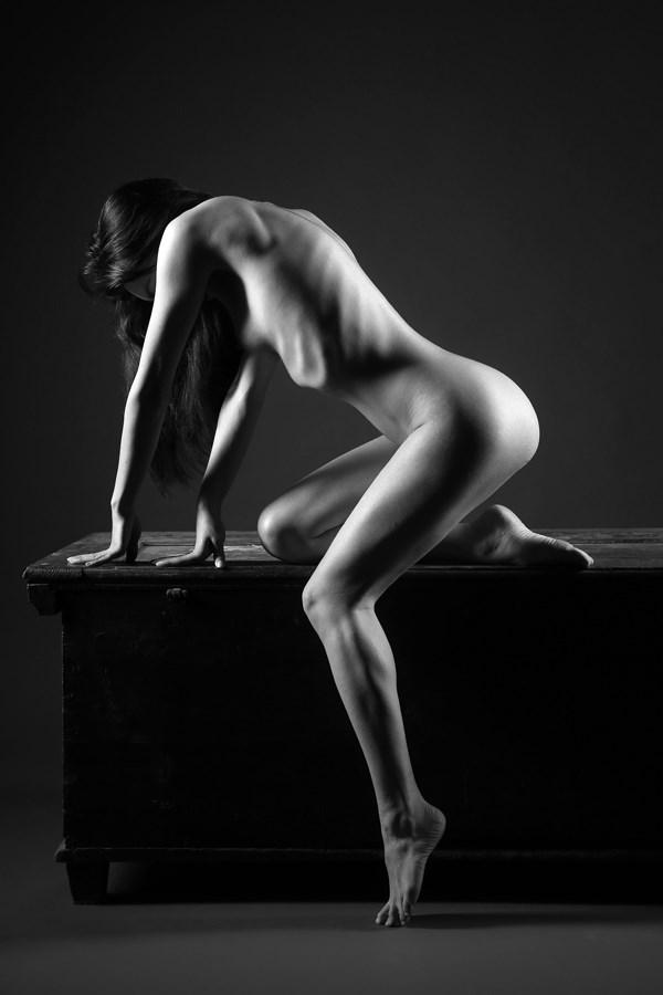 Definition Artistic Nude Photo by Model rebeccatun