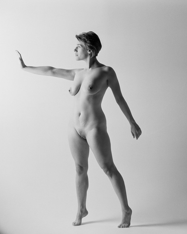 Defy Artistic Nude Photo by Model Tricia DeAnne