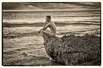 Dej on the beach at Sitges, just south of Barcelaon, Spain Nature Photo by Photographer Town Crier Photos