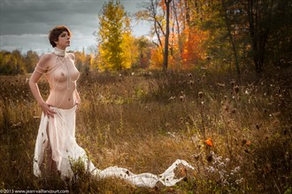 Demeter Artistic Nude Photo by Photographer Jean V