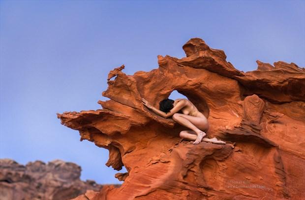 Demise of Nautilus  Artistic Nude Photo by Photographer CommandoArt