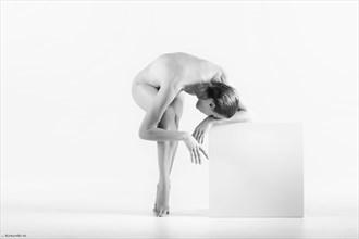 Denisa Artistic Nude Photo by Photographer RichardE
