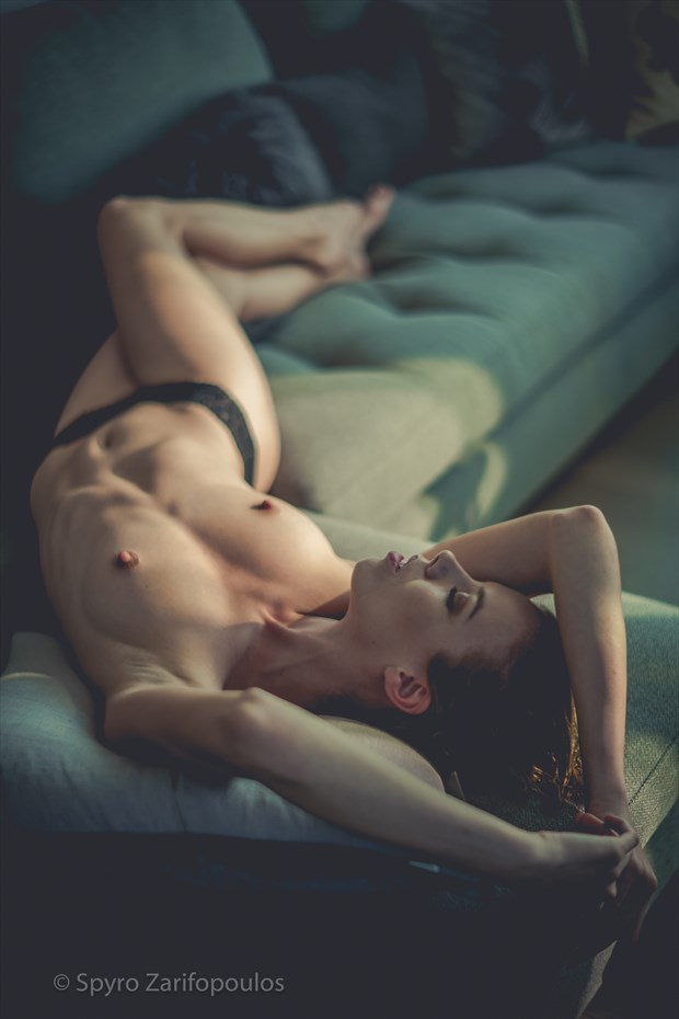 Denisa... Artistic Nude Photo by Photographer Spyro Zarifopoulos