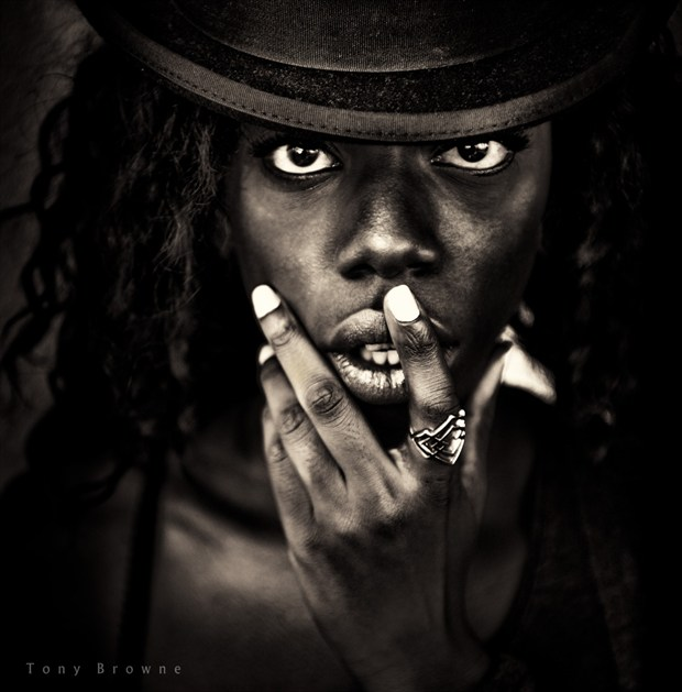 Depth Close Up Photo by Photographer Tony Browne