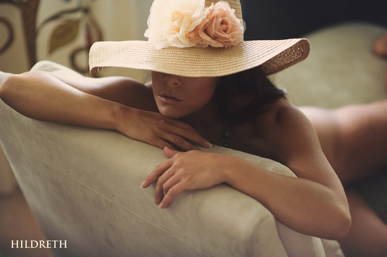 Derby Day Artistic Nude Photo by Model Ceara Blu