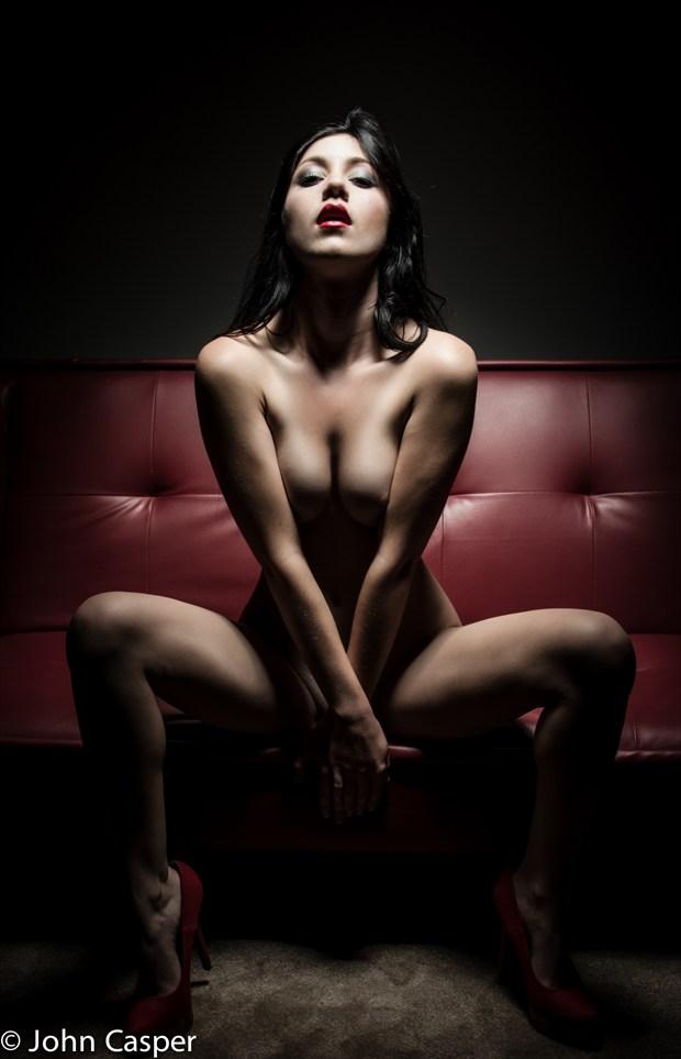 Desire Artistic Nude Photo by Photographer johncasperphotography