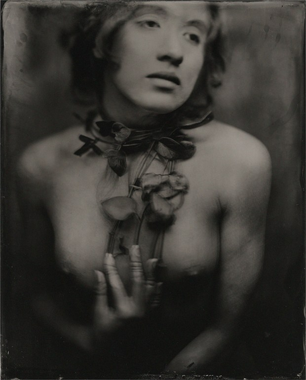 Desire Ever Tightens Artistic Nude Artwork by Photographer James Wigger