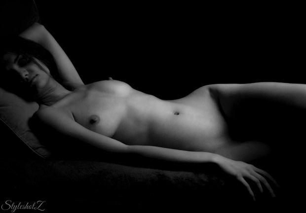 Despair  Artistic Nude Artwork by Model Diana Revo