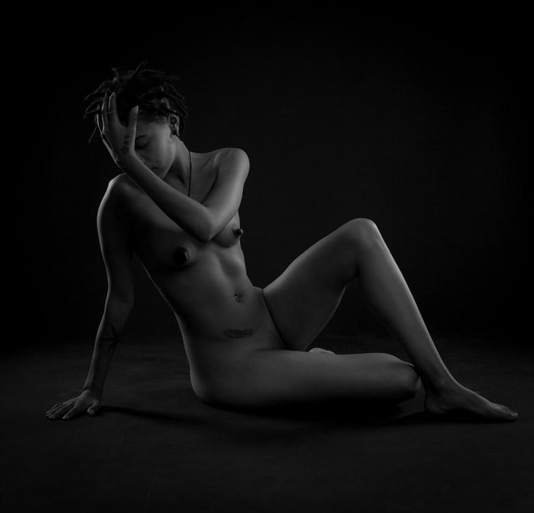 Despair Artistic Nude Photo by Photographer Allan Taylor