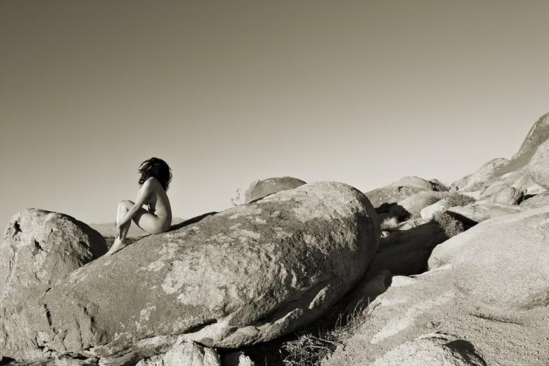 Destination Journey Artistic Nude Photo by Photographer David Winge