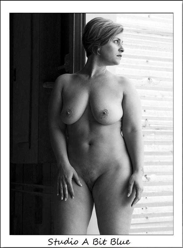 Devon At Studio Airpark Artistic Nude Photo by Photographer Studio A Bit Blue