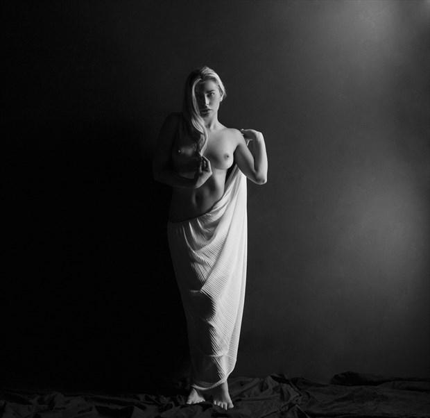 Diana Kingston Artistic Nude Photo by Photographer Adrian
