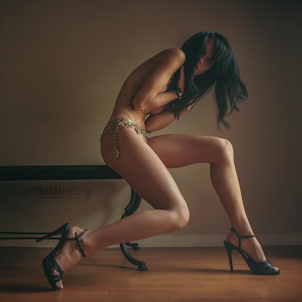 Dichotomy Artistic Nude Photo by Photographer Jaime Ibarra