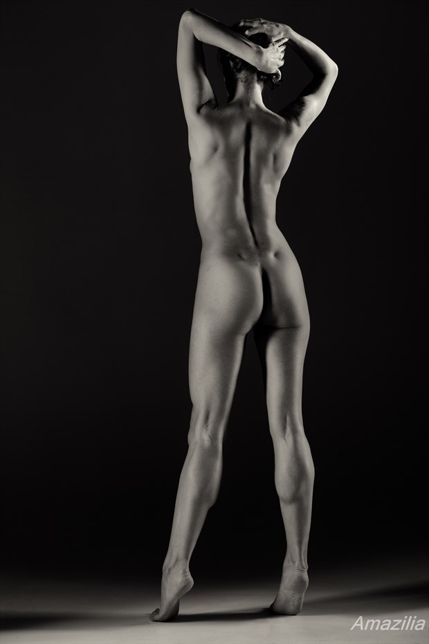 Dimples Artistic Nude Photo by Photographer Amazilia Photography