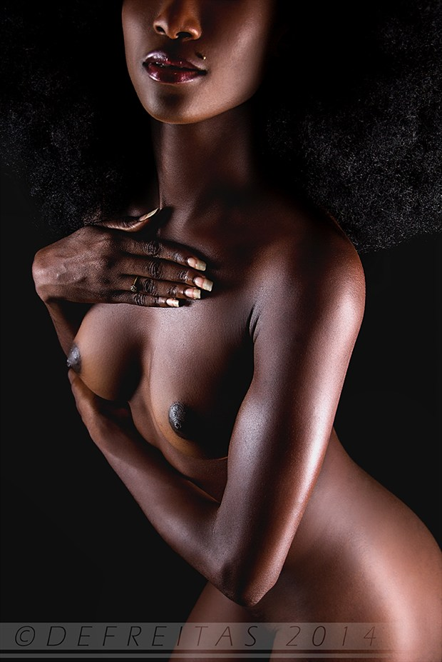 Dingy Nude Artistic Nude Photo by Photographer Kamal