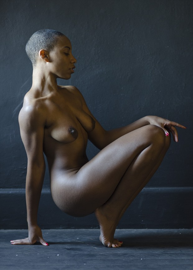Discovery of Light Artistic Nude Photo by Photographer Alan H Bruce