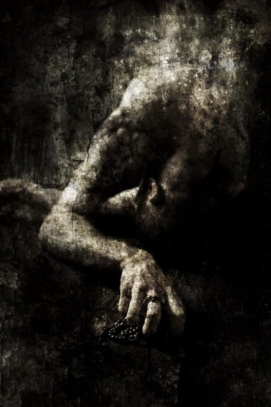 Dissolution Horror Artwork by Artist Nihil