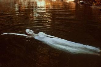 Dissolve Nature Photo by Model Alessandra