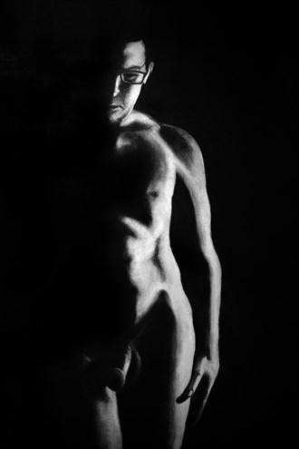 Dissonance I Artistic Nude Artwork by Artist Nadia Vanilla