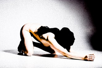 Distortion Artistic Nude Photo by Photographer BodhiAnand