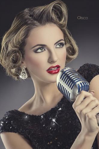 Diva Vintage Style Photo by Photographer Cisco