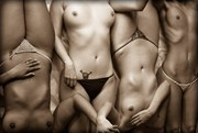 Diversity Artistic Nude Photo by Photographer Q Imagery