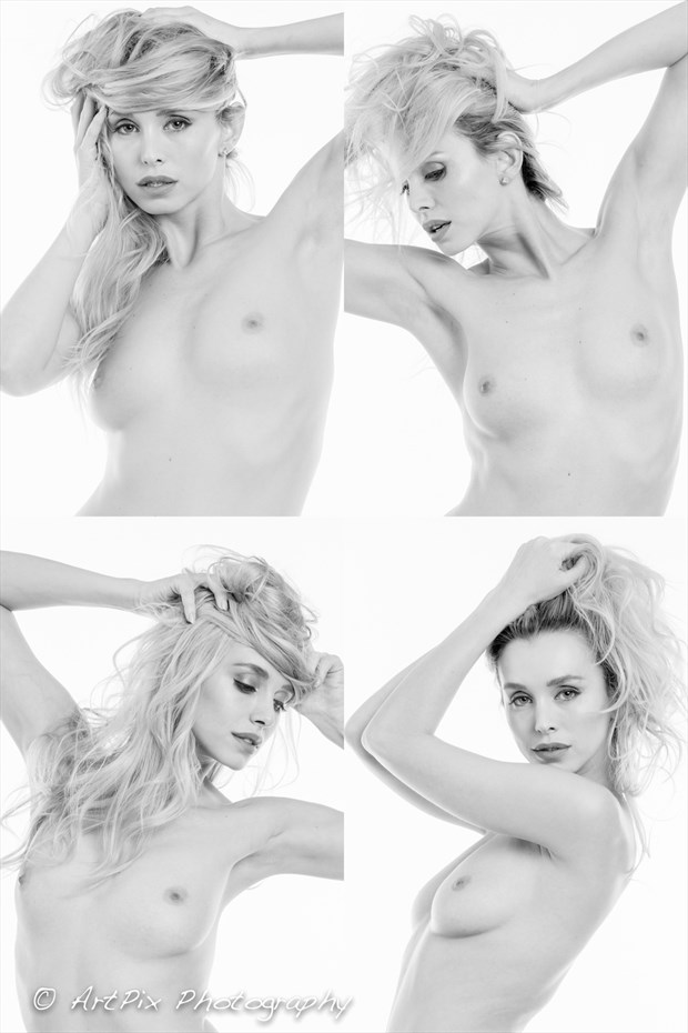 Dominika D Artistic Nude Photo by Photographer ArtPix Photography