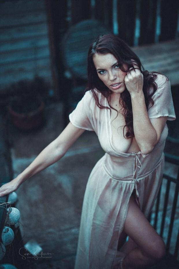 Dominika... Artistic Nude Photo by Photographer Spyro Zarifopoulos