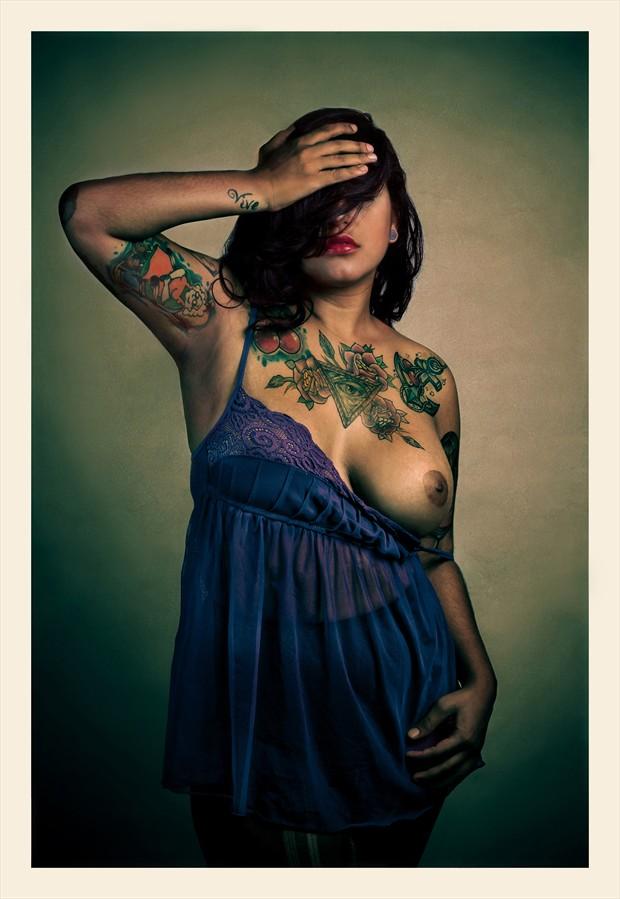 Don%C2%B4t look now.. Tattoos Photo by Photographer Rafael Mesa