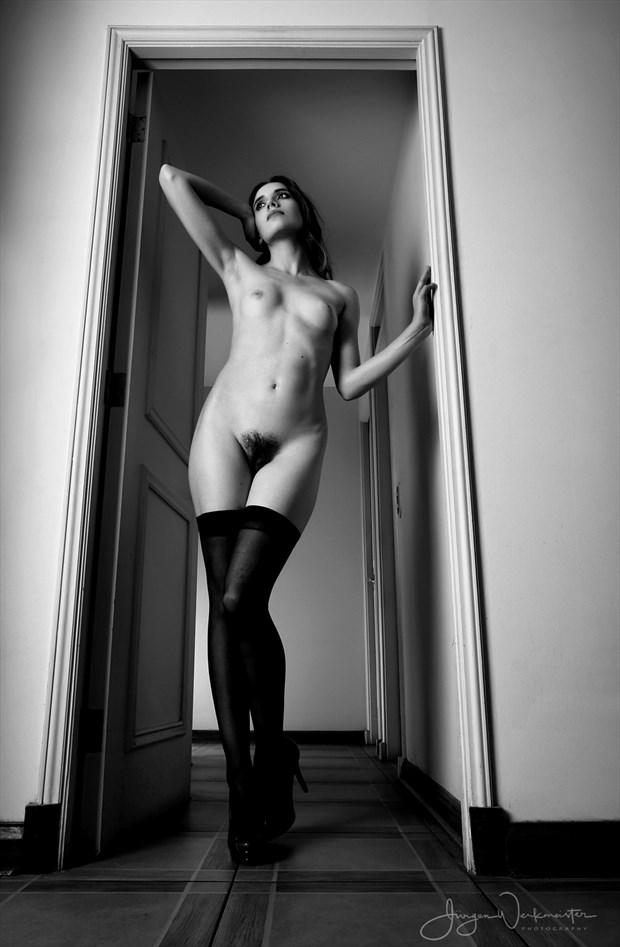 Door 2 Artistic Nude Photo by Photographer Photowerk