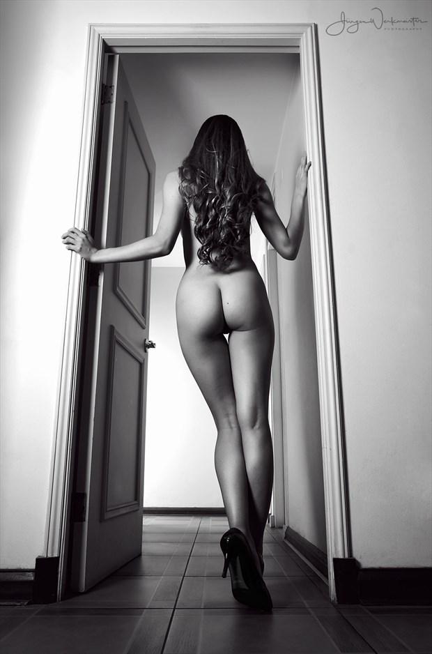 Door 3 Artistic Nude Photo by Photographer Photowerk