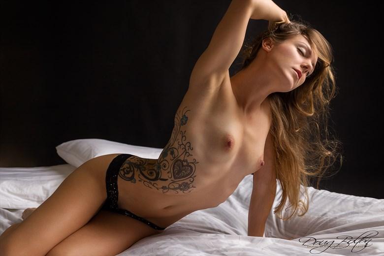 Doug Bolton Artistic Nude Photo by Model Marie Brooks