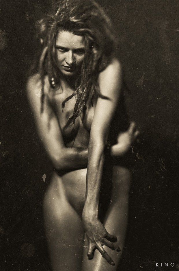 Dreads   2 Artistic Nude Photo by Photographer Terry King