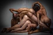 Dream Team Artistic Nude Photo by Model April A McKay