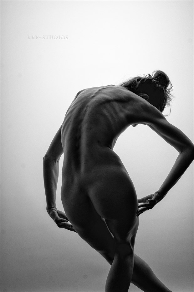 Dreaming in Dance Artistic Nude Photo by Model Most Ghost